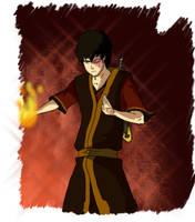 Prince Zuko by Destron23