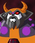 Transformers Animated Unicron