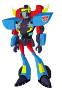 TF Animated Excellion by Destron23