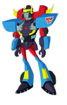 TF Animated Excellion