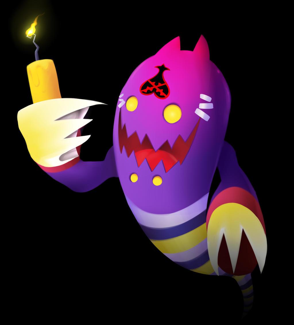 Magic Phantom by Destron23