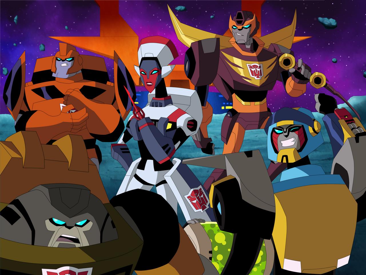 Defenders of Space Bridge 687-030 by Destron23