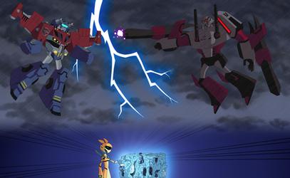 Megatron Must Be Destroyed Part 2 by Destron23