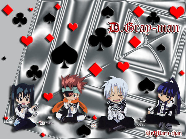 chibi wallpaper. Exorcits Chibi Wallpaper by
