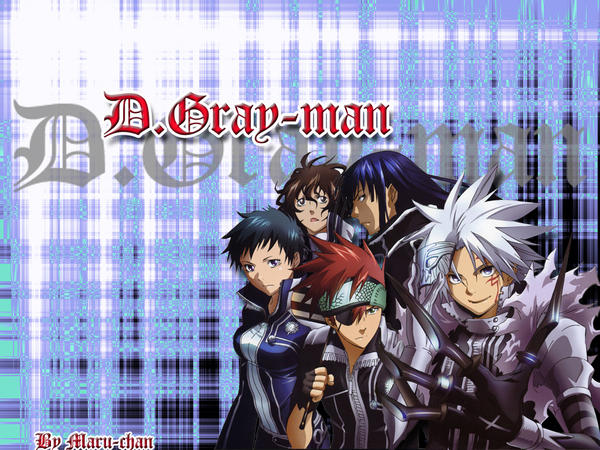 man wallpaper. D.Gray-man Wallpaper by