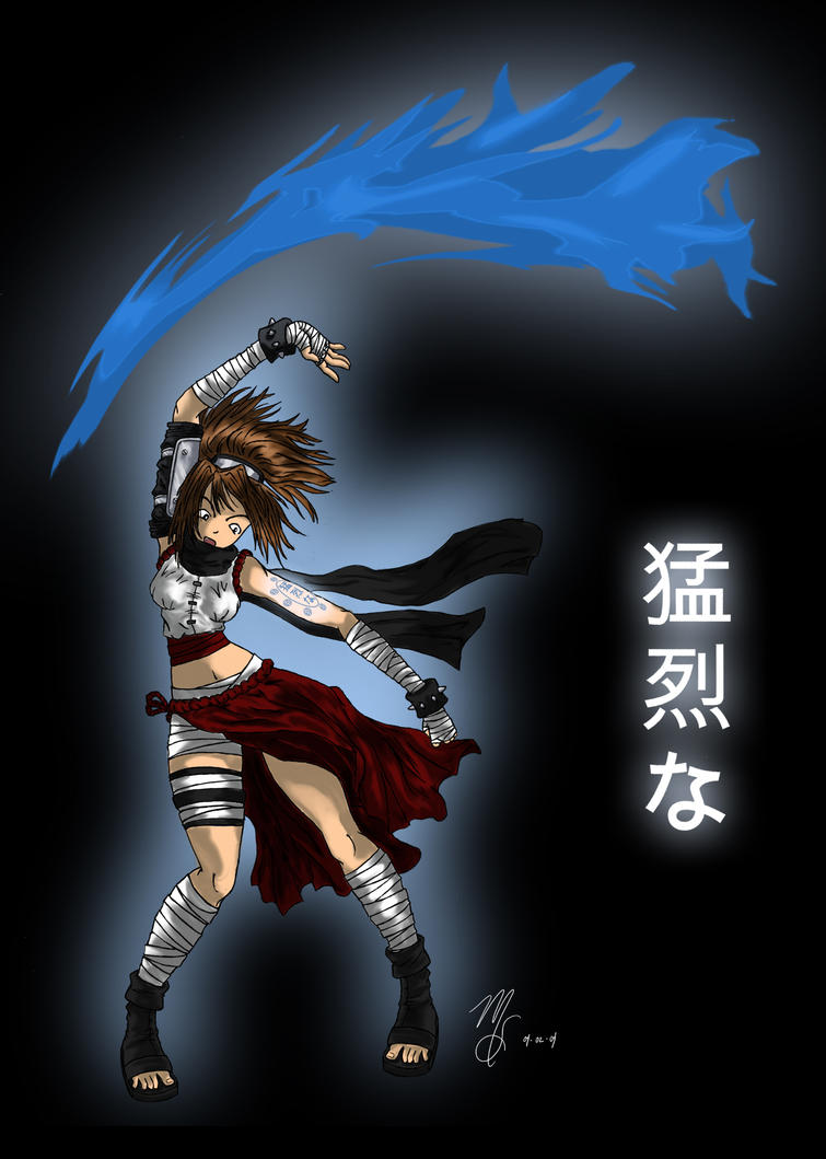 Ninja design 2.2 --final--LG by catzy02