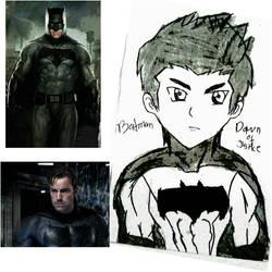 Batman v Superman: Dawn of Justice Batman by 13josh16