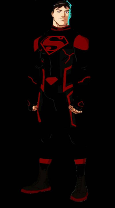 Young Justice: Superboy by 13josh16 on DeviantArt
