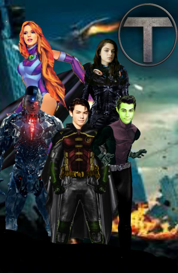 Movie Teen Titans 17