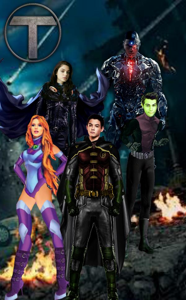 Movie Teen Titans 103
