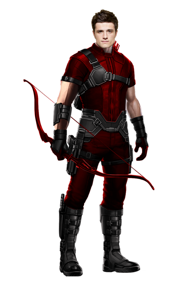 Young Justice: Red Arrow Transparent by 13josh16 on DeviantArt