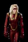 The Flash: Jesse Quick Transparent
