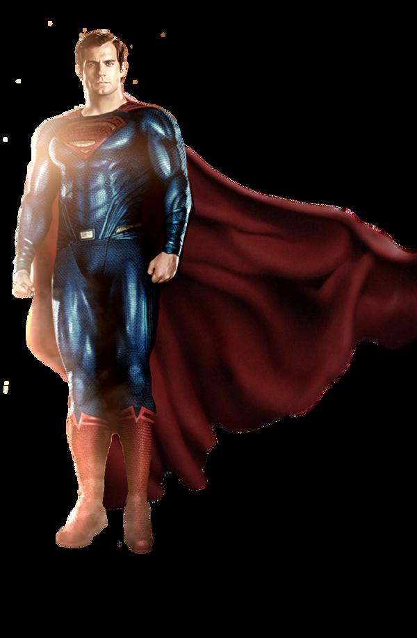 Justice League: Superman Transparent by 13josh16 on DeviantArt