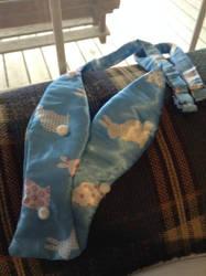 Cotton Tail Bow Tie by Darkwisher93