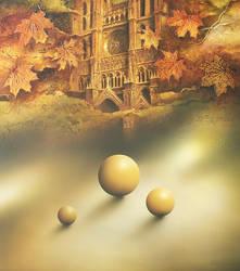 Autumn's impression.. by AndreasZielenkiewicz