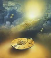 Clock composition by AndreasZielenkiewicz