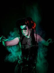 Blue Witch Shaman