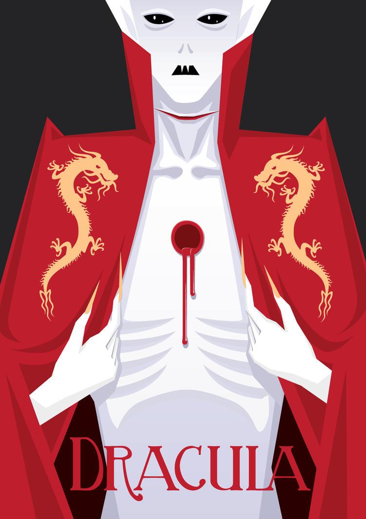 Dracula by trzecipromien