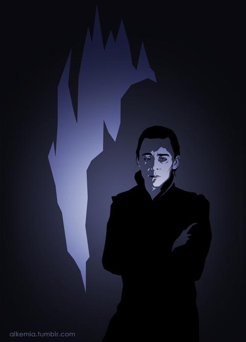 Loki (2) by trzecipromien