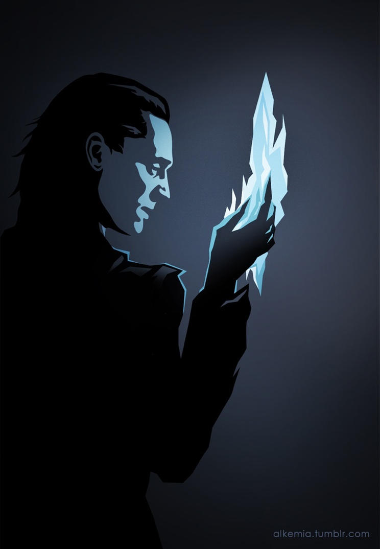 Jotun Loki by trzecipromien
