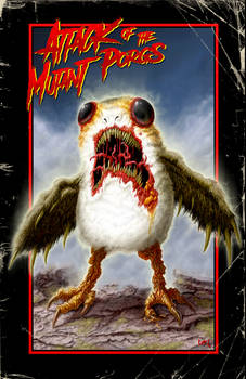 Attack of the Mutant Porgs