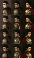 Casavir (portrait) - Steps by Lavi-kun