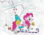 Request - Pinkie unravels