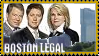 BOSTON LEGAL STAMP by LadyLaryssa