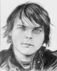 HBD Gerard Way! by shinyDarkness