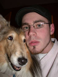 Me and my Doggie