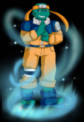 Naruto Mikey by tut
