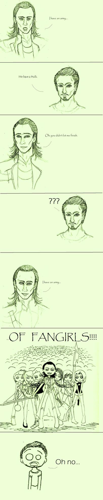Loki's Army by Insanity-is-who-I-am