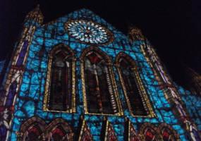 LIGHT SHOW YORK MINSTER - 2010 by carlos62