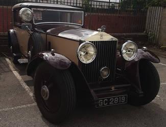 Rolls Royce by carlos62