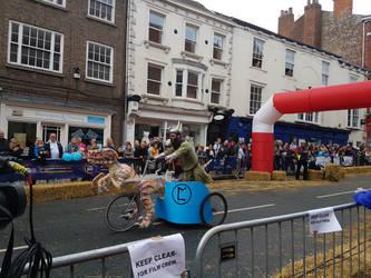 Micklegate Run Soapbox Challenge.  York. by carlos62