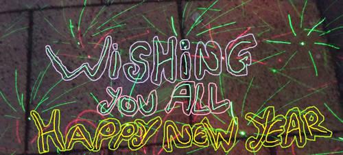 Happy New Year by carlos62