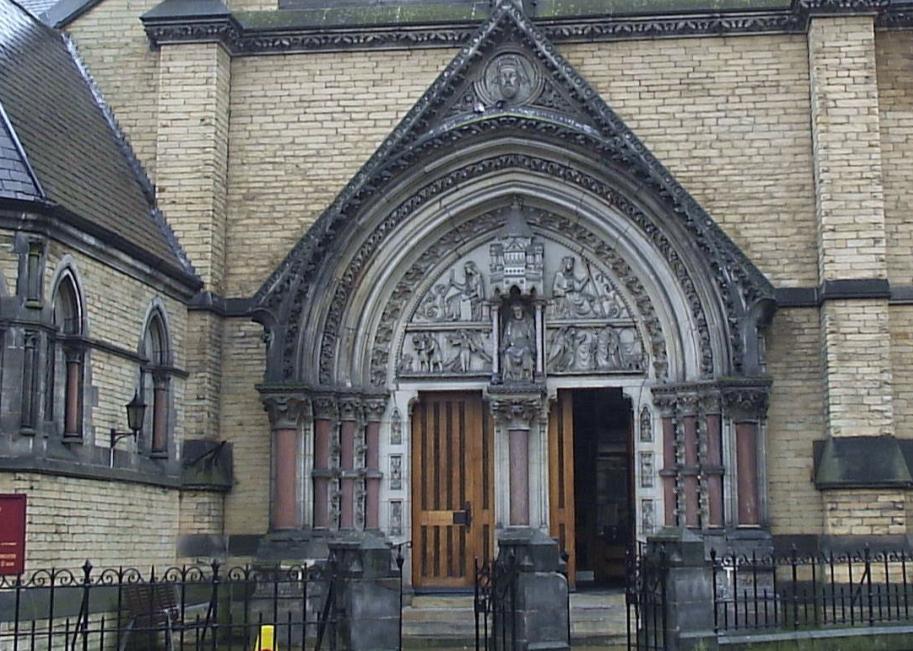 OLD CHURCH - DOORWAY by carlos62