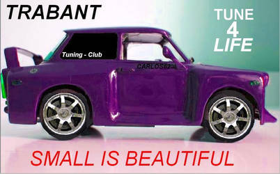 TRABANT - for Tuning - Club