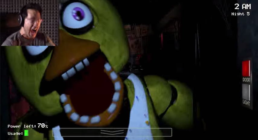 Quack Attack - Five Nights at Freddy's w/ Mark by DA ...