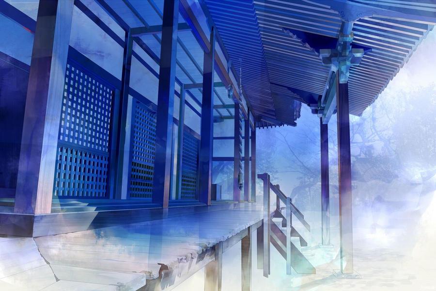 [Residência] ~ Hyuuga Cleitin  Casa_japonesa_anime_by_nashi4-d5rxvi6