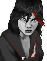 Ryuko Matoi by NeronsArt