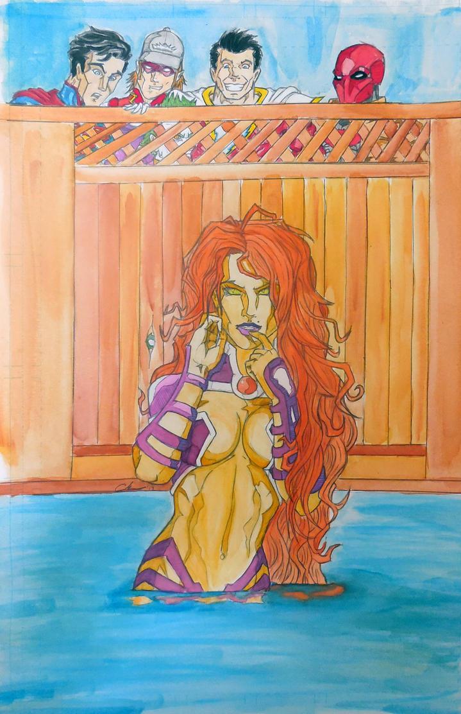 The Girl Next Door by Kristov-C077X
