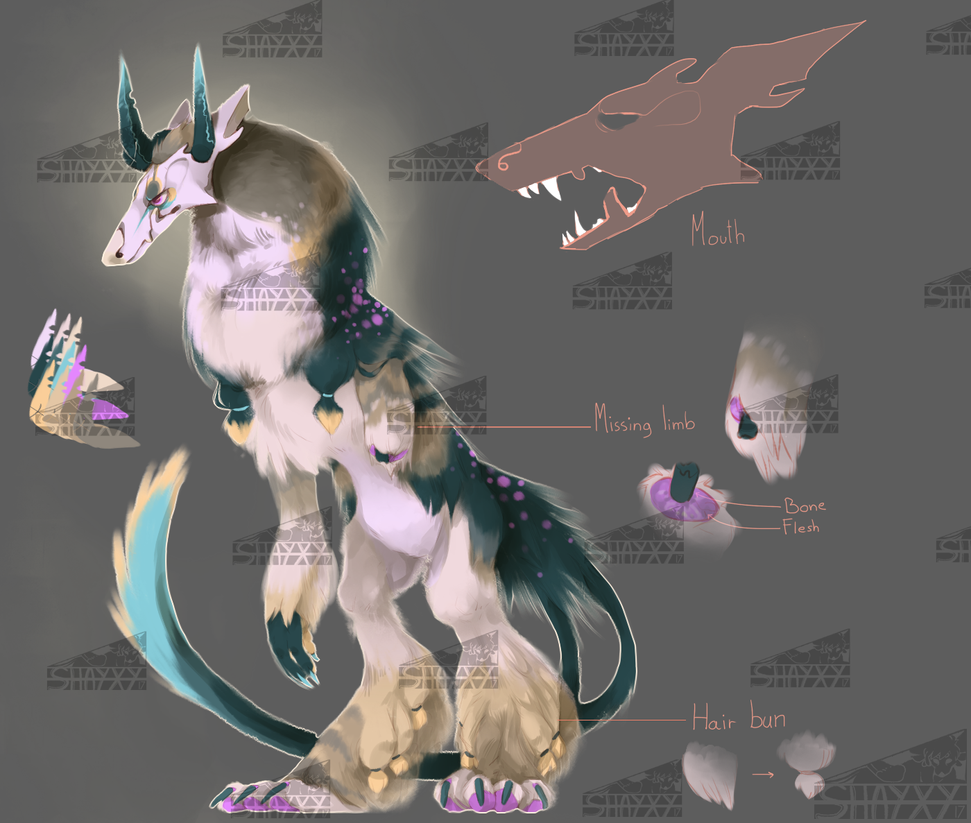 [CLOSED] 6 by Shayxy-s-adopts