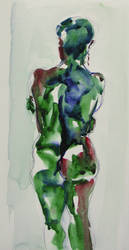 Jade Lady by BRipin