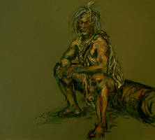 Native Dancer by BRipin
