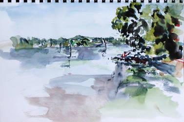 QS - Potomac River by BRipin