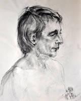 Portrait 1 by BRipin