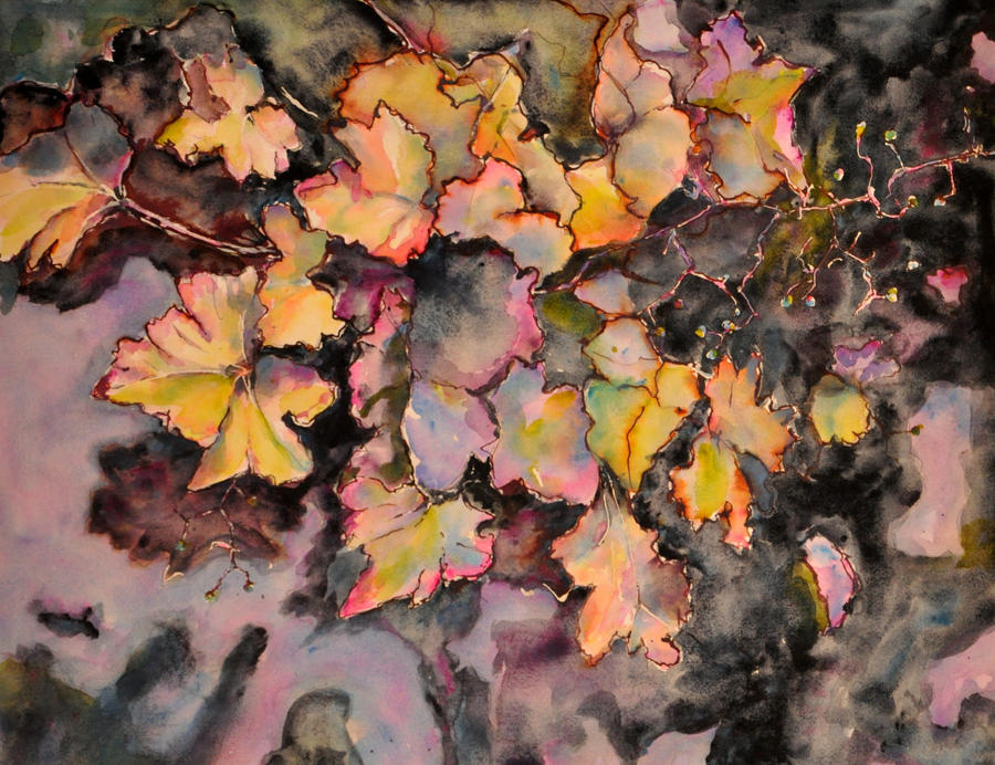 Clum Park Begonias by BRipin