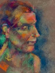 Sarah W by BRipin