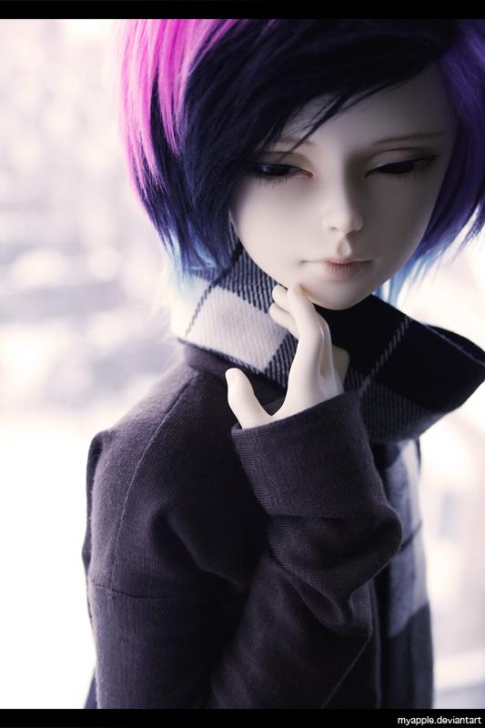 Winter Chill by caydett